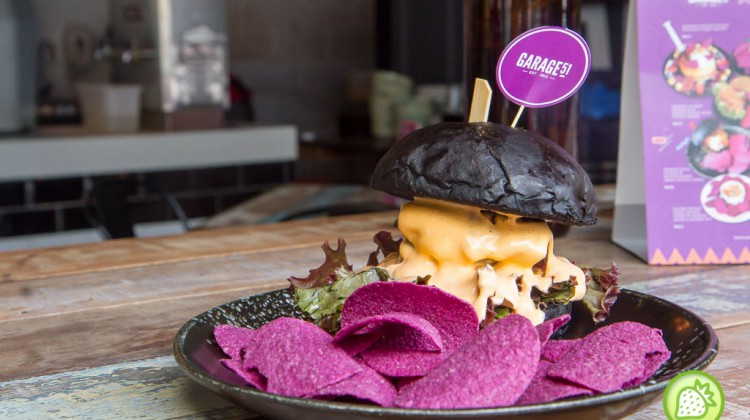 Garage51 @ Sunway : Get your meals wild with Garage51 x Mister Potato