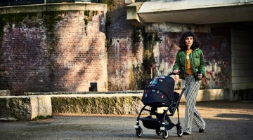 Bugaboo's latest collaboration with Niark1 – French graphic designer