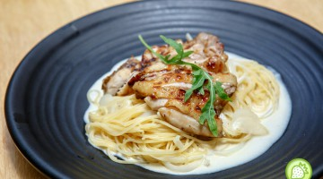 Pasta Zanmai: A twist of Japan delights
