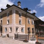 "Peter Vann`s ""Vegetalis"" is at the Historic Hotel Chesa Salis"