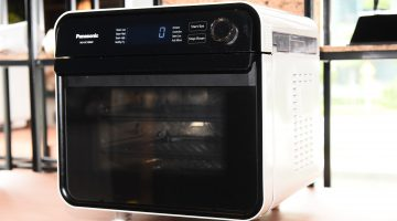 Panasonic Cubie Oven (model NU-SC100W) makes MAGIC to my cooking!
