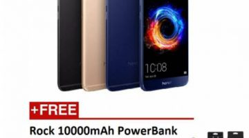 Huawei Honor 8 Pro with Freebies worth RM250 at 11street