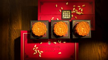 Premium Mooncake Delights From InterContinental Grand Stanford Hong Kong