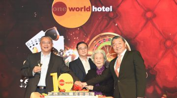 10 AND GOING STRONG! ONE WORLD HOTEL PETALING JAYA HOLDS GRAND CELEBRATION FOR ITS FIRST DECADE