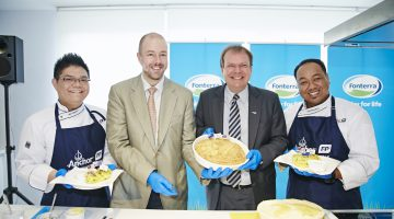 FONTERRA UNITES MALAYSIA-NEW ZEALAND FLAVOURS TO CELEBRATE 60 YEARS OF FRIENDSHIP
