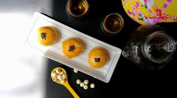 Wonderful Cake House: Teowchew Mooncake and Taiwanese Yolk Mooncake