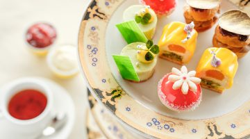 The Excelsior Introduces Healthy Desserts and New Afternoon Tea Set