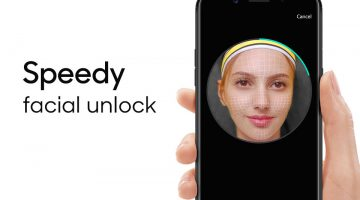 Forget about fingerprint unlock, you may unlock your OPPO F5 with your face!
