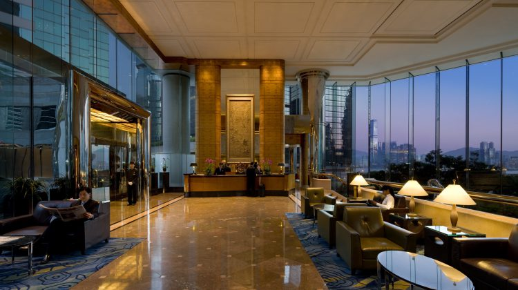 JW Marriott Hotel Hong Kong's Exclusive Shopping Accommodation Deal