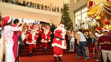 PAVILION KL ELEVATES MAGICAL CHRISTMAS FINERY WITH CHRISTMAS IS IN THE AIR