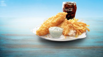 McDonald's casts its net wider with Fish & Fries menu offering