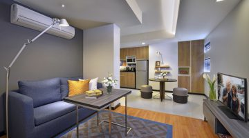 ASCOTT THAILAND ANNOUNCES COMPLETION OF CITADINES SUKHUMVIT 11 BANGKOK'S MAKEOVER