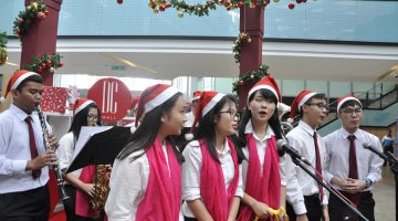 Embracing the true spirit of Christmas 'The Joy of Giving' with DC Mall this year