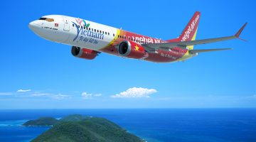 """Fly enthusiastically – Celebrate the festive season"" with Vietjet"