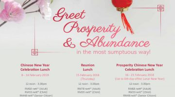 Prosperity Promotion @ Cititel Penang