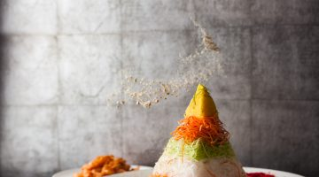 Usher in an auspicious Year of the Dog at Capella Singapore