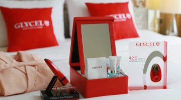 Dorsett Wanchai, Hong Kong Joins Hands with Swiss Skincare Brand GLYCEL to co-create the GLYCEL Supreme Beauty Suite