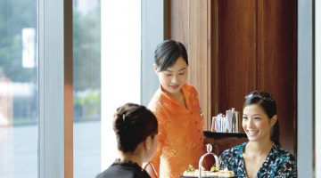 MANDARIN ORIENTAL, HONG KONG ENCOURAGES DIGITAL WELLNESS IN THE NEW YEAR
