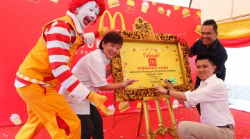 McDonald's riding the wave of good demand in Seremban by opening eighth restaurant