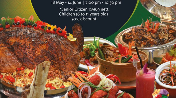 Ramadan Buffet at Eastin Hotel