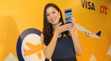 Visa and CIT Transform Travel Booking and Launch New Travel App for Visa Cardholders