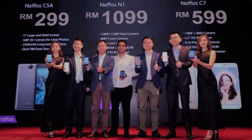 TP-Link Launches The Neffos N1 – Its Latest Flagship Smartphone With Dual 12-Megapixel Cameras!