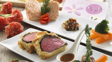 PLATE YOUR LOVE FOR MOM AT CINNAMON COFFEE HOUSE ONE WORLD HOTEL, PETALING JAYA