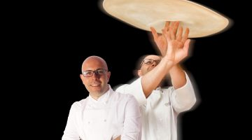 'The Pride of Neapolitan Pizzaiuolo' at Cucina:  A Salute to the UNESCO World Heritage Art of Neapolitan Pizza with  the World Champion of Pizza Acrobatics from 1-6 May