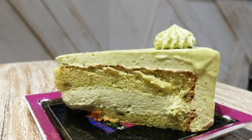 Swich Café @ Atria Shopping Gallery : The award winning cake house