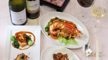 Wine Pairing Dinner at Shang Palace (27 April 2018)