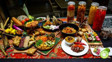 Selera Aneka Rasa , a Celebration of Food, Culture and Tradition at The Intercontinental Kuala Lumpur
