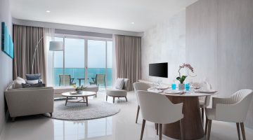 Live a luxurious beachfront lifestyle at White Sand Beach Residences Pattaya