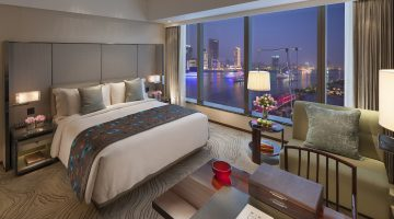 Cultural Tours and Complimentary Third Night Offered At Mandarin Oriental Pudong, Shanghai