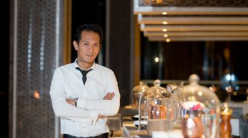 Vana Nava Sky Bar Hires International Bar Aficionado, Ron Ramirez, to Take Venue to New Heights