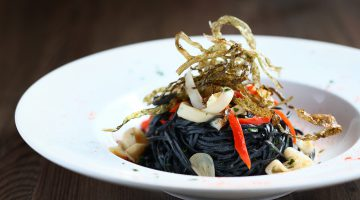 Flavours of the Sea at Cucina  with Chef Andrea Delzanno