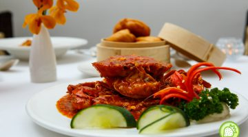 The Colonial Cafe, The Majestic Hotel Kuala Lumpur:  The Colonial Chili Crab Promotion is Here!