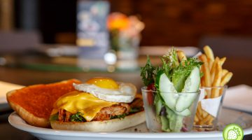 Hotel Maya Brings You with Western Dishes with A Twist