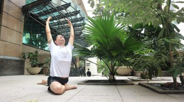 "FIND YOUR BALANCE WITH ""FITNESS IN THE CITY"" AT STARHILL GALLERY"