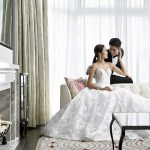 The Langham, Hong Kong Partners with Renowned Fashion Designer Dorian Ho to Host  Bridal Couture by Langham Grand Wedding Showcase