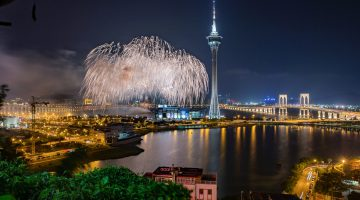 Fireworks contestants poised to dazzle Macao's skyline in September