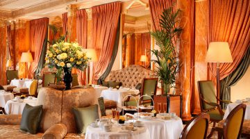 The Dorchester Presents Sleeping Beauty Afternoon Tea with English National Ballet School