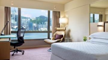 Sheraton Hong Kong Launches Special Accommodation Package for Mid-Autumn & Golden Week Getaway