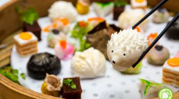Yu By Ruyi @ The Gardens : Insta-friendly Dim Sum to die for!