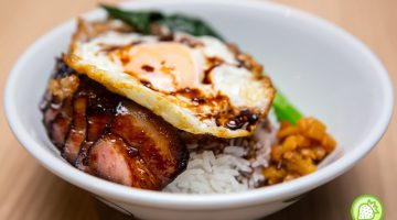 Ho Yeah @ Publika : Re-Imagine the Traditonal Chinese Comfort Delights!