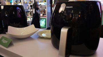 The Philips Airfyer XXL : A Healthier Way to Fry