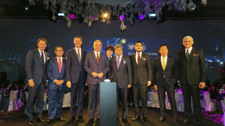 A NIGHT TO REMEMBER:  FOUR SEASONS HOTEL KUALA LUMPUR USHERED IN A NEW ERA OF LUXURY WITH GRAND OPENING CELEBRATION ON 18 NOVEMBER 2018