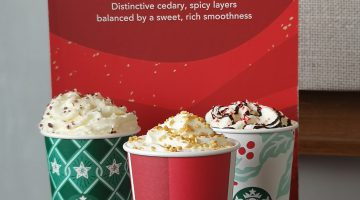 """""""The Blend is The Magic"""" at Starbucks with Their New & Returning Holiday Favourites"""