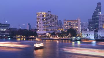 Mandarin Oriental, Bangkok Announces River Wing Renovation