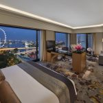 Mandarin Oriental, Singapore has unveiled a new 'Sip, Shop and Spa' room package.