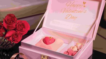 Indulge in Sweet Romance This Valentine's Day at The Langham, Hong Kong